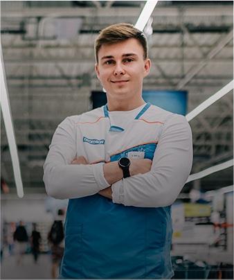 Doradca Sportowy - Punkt Obsługi Klienta (Decathlon Lublin Węglin)