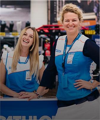 Pracownik Zespołu Logistycznego E-commerce w Centrum Dystrybucyjnym Decathlon